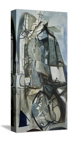 Porthleven-Peter Lanyon-Stretched Canvas Print