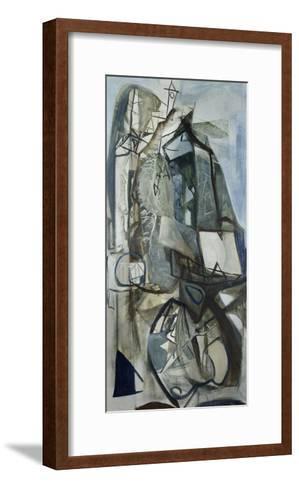 Porthleven-Peter Lanyon-Framed Art Print