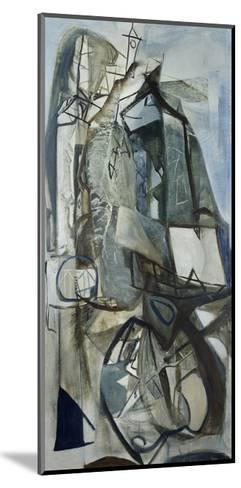 Porthleven-Peter Lanyon-Mounted Giclee Print