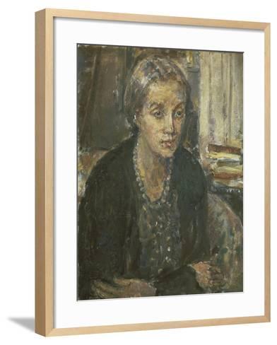 Vanessa-Dame Ethel Walker-Framed Art Print