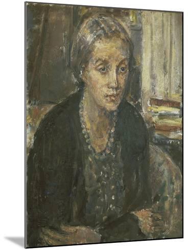 Vanessa-Dame Ethel Walker-Mounted Giclee Print