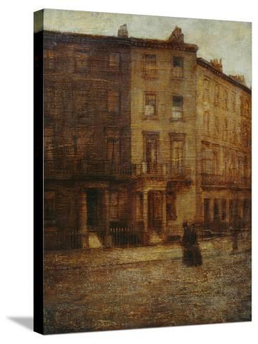 Bessborough Street, Pimlico-Ambrose Mcevoy-Stretched Canvas Print