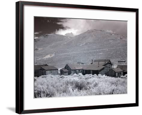 Bodie Is a Ghost Town-Carol Highsmith-Framed Art Print