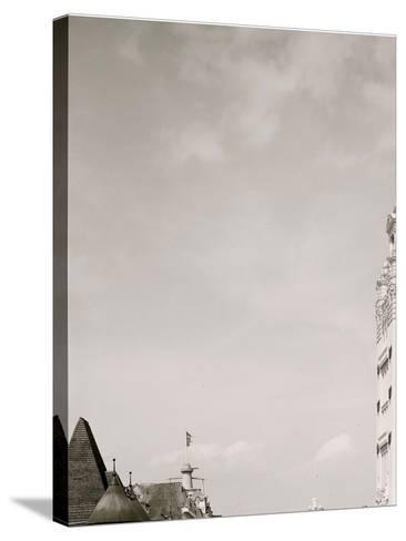 In Dreamland, Coney Island, N.Y.--Stretched Canvas Print