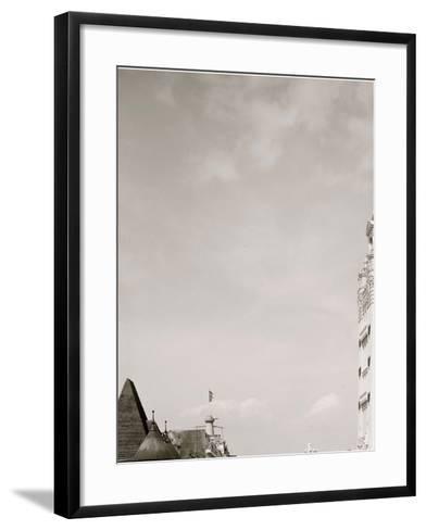 In Dreamland, Coney Island, N.Y.--Framed Art Print