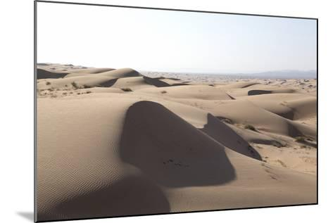 Sand Dunes in Southern California-Carol Highsmith-Mounted Photo