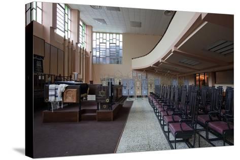 Adath Israel (Orthodox) Synagogue-Carol Highsmith-Stretched Canvas Print