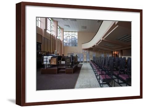 Adath Israel (Orthodox) Synagogue-Carol Highsmith-Framed Art Print