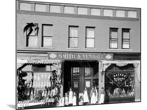 Smith Yendall Store Detroit, Mich.--Mounted Photo