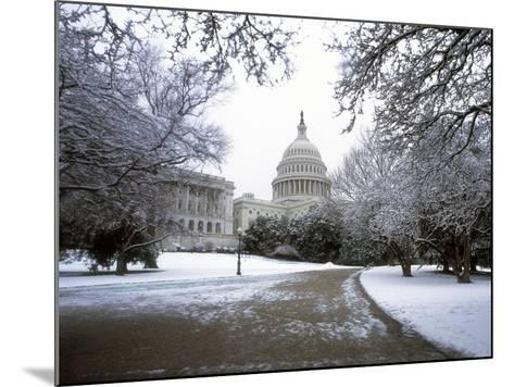 United States Capitol Building - Houses of Congress-Carol Highsmith-Mounted Photo