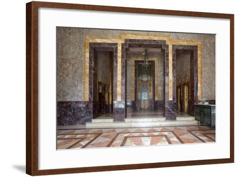 Bacardi Rum Interior-Carol Highsmith-Framed Art Print
