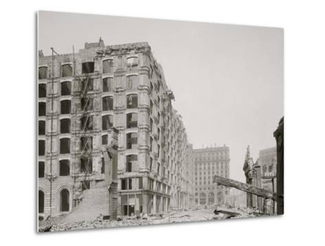 Palace Hotel, New Montgomery St., San Francisco, Cal.--Metal Print