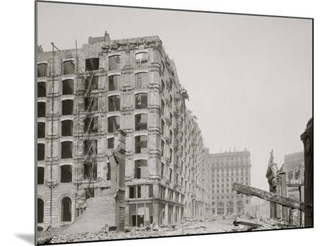 Palace Hotel, New Montgomery St., San Francisco, Cal.--Mounted Photo