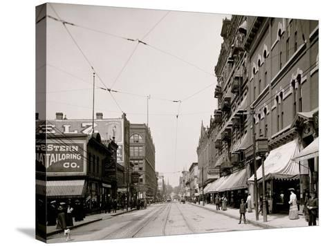 Roberts I.E. Robert Street, St. Paul, Minn.--Stretched Canvas Print