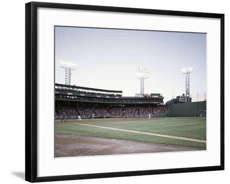 Fenway Park-Carol Highsmith-Framed Art Print