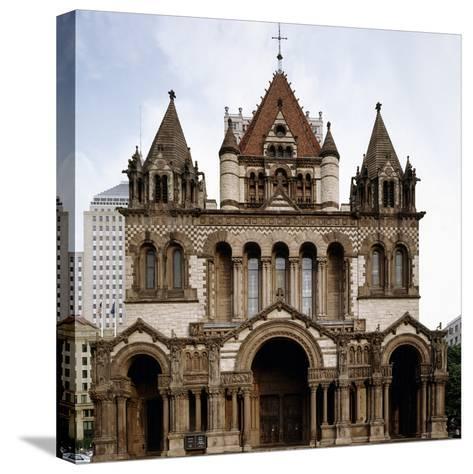 Trinity Church-Carol Highsmith-Stretched Canvas Print