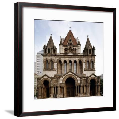 Trinity Church-Carol Highsmith-Framed Art Print