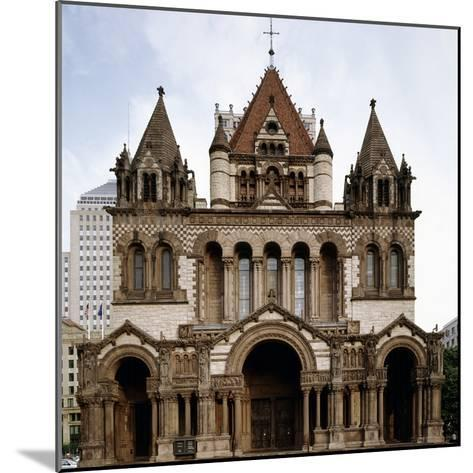 Trinity Church-Carol Highsmith-Mounted Photo