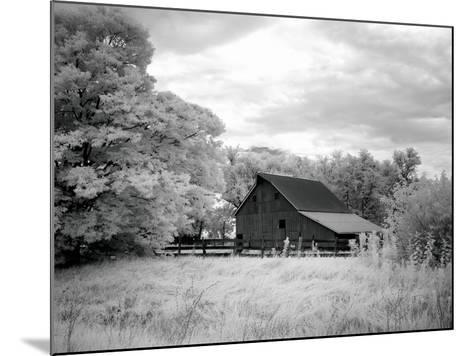 Barn, Route 66-Carol Highsmith-Mounted Photo