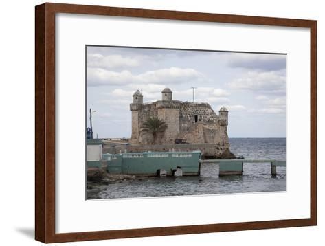 Fuerte De Cojimar-Carol Highsmith-Framed Art Print