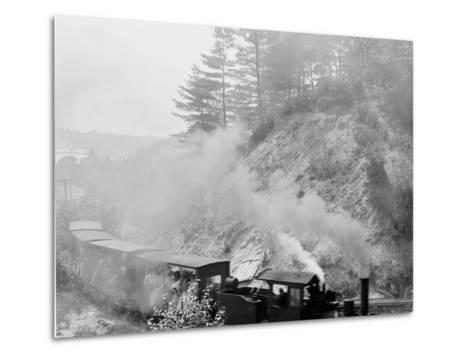 The Hemlock Limited, Bound for the Woods, Harbor Springs, Mich.--Metal Print