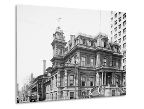 Union League Club, Philadelphia, Pa.--Metal Print