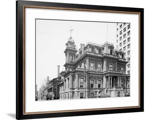 Union League Club, Philadelphia, Pa.--Framed Art Print
