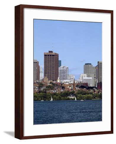 New Towers over Colonial City-Carol Highsmith-Framed Art Print