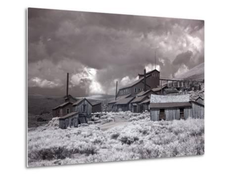 Bodie Is a Ghost Town-Carol Highsmith-Metal Print