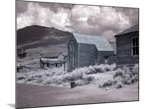 Bodie Is a Ghost Town-Carol Highsmith-Mounted Photo