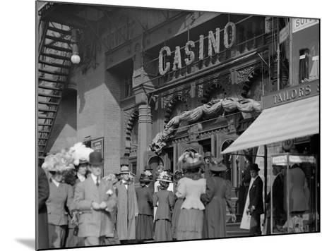 New York, N.Y., Saturday Matinee, Casino Theatre--Mounted Photo