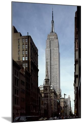 Empire State Building-Carol Highsmith-Mounted Photo