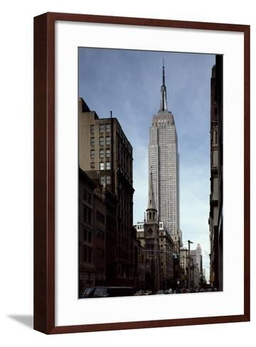 Empire State Building-Carol Highsmith-Framed Art Print