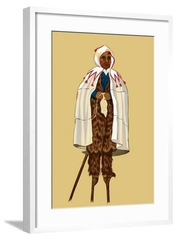 Stiled Citizen of Guyenne-Elizabeth Whitney Moffat-Framed Art Print