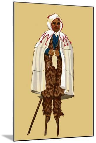 Stiled Citizen of Guyenne-Elizabeth Whitney Moffat-Mounted Art Print