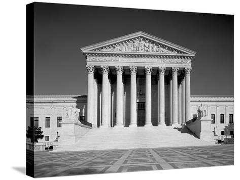 Supreme Court of the United States-Carol Highsmith-Stretched Canvas Print