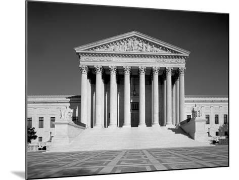 Supreme Court of the United States-Carol Highsmith-Mounted Photo
