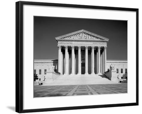 Supreme Court of the United States-Carol Highsmith-Framed Art Print