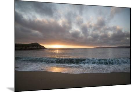 Pacific Sunset at Monterey, California-Carol Highsmith-Mounted Photo