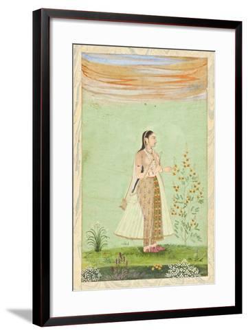 Bibi Ferzana--Framed Art Print