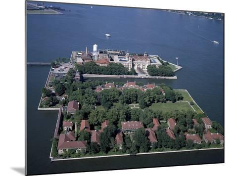 Ellis Island-Carol Highsmith-Mounted Photo
