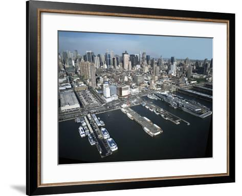 Chelsea Piers-Carol Highsmith-Framed Art Print