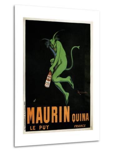 Maurin Quina-Leonetto Cappiello-Metal Print