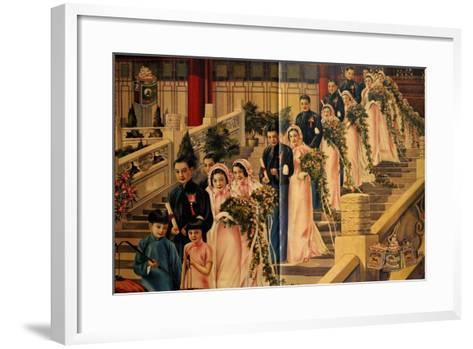 Great Eastern Tobacco Company--Framed Art Print