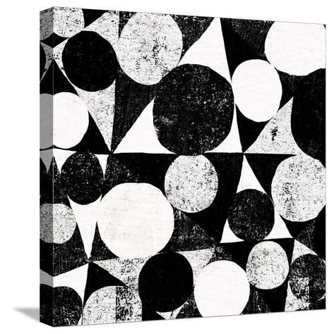 Spotty II-Michael Mullan-Stretched Canvas Print