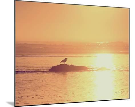 Kalaloch Sunset I Crop-Laura Marshall-Mounted Art Print