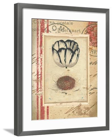 Tulip-Jo Moulton-Framed Art Print