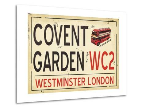 Covent Garden-Jo Moulton-Metal Print