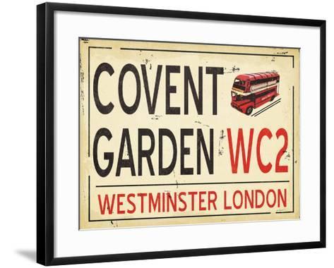 Covent Garden-Jo Moulton-Framed Art Print