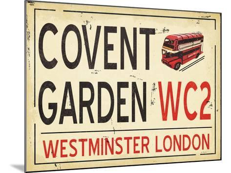 Covent Garden-Jo Moulton-Mounted Art Print